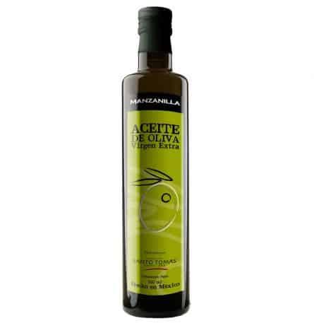 Aceite de Oliva Manzanilla