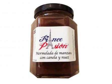 Mermelada de Manzana, Canela y Nuez