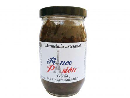 Mermelada de Cebolla Morada con Vinagre Balsámico