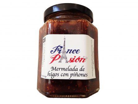 Mermelada de Higo con Piñones
