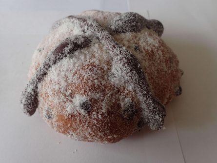 Pan de Muerto Chocolate