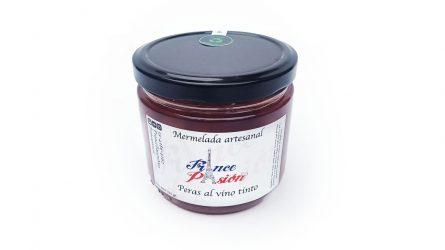 Mermeladas de Peras al Vino Tinto