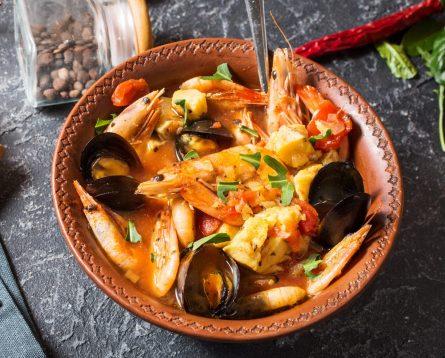 Bouillabaisse de Marsella (3kg)